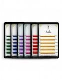 Colour Lashes